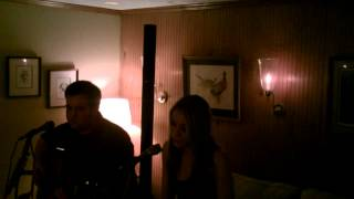 Angels From Montgomery (Cover) with Ryan and Olivia Grant Home Recording