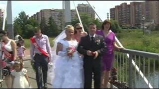 Свадьба Натальи и Алексея клип.flv