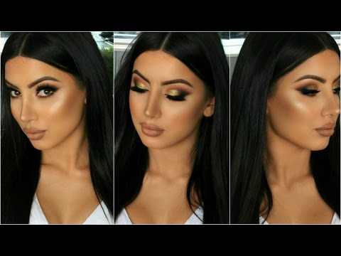 Olive Green Cut Crease ♡ Client Tutorial on GemmaIsabellaMakeup