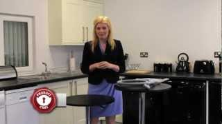 Russell Hobbs RHDW1B 60cm Dishwasher Introduction & Demonstration