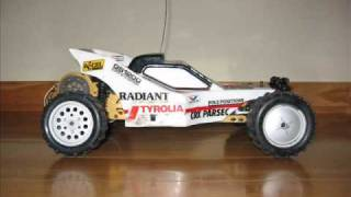 Vintage RC cars in pictures - my collection