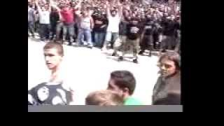 Lamb of God - Wall of death
