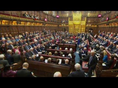 بريطانيا: مجلس اللوردات يمنح البرلمان حق تعطيل الاتفاق حول ملف بريكسيت