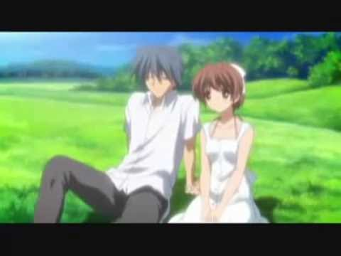 Dango dai kazoku   Nagisa and Tomoya duet