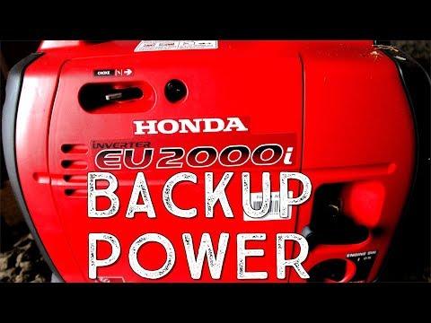 Homestead Backup Power Generators