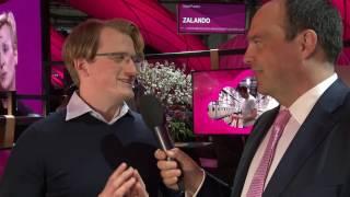 Hagen Rickmann befragt Philipp Erler, CIO Zalando