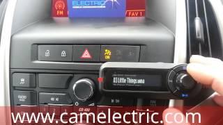 Motorola TK30 Demonstration By Camelectric