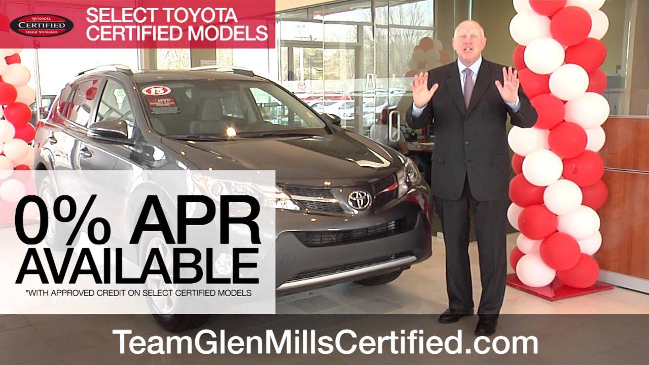 Team Toyota Of Glen Mills   Pre Owned Showroom Grand Opening