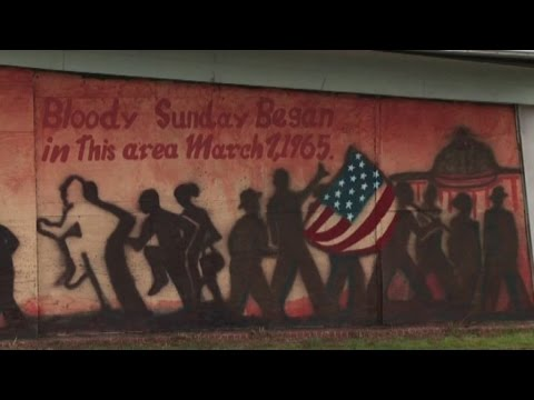 Le marce per i diritti di Selma: 50 anni dopo gli Usa ricordano