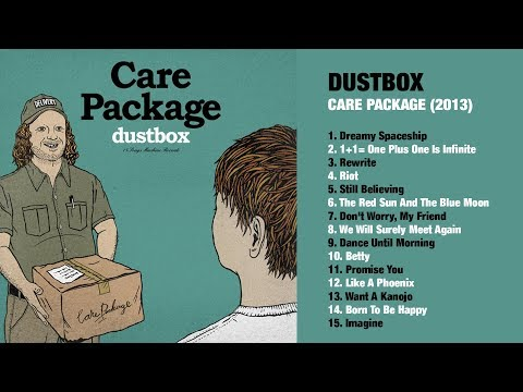 DUSTBOX - Care Package // Full Album // 2013 // (HQ)