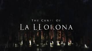 The Curse of La Lloran (2018) Motion Title Reveal, New Line Cinema HD
