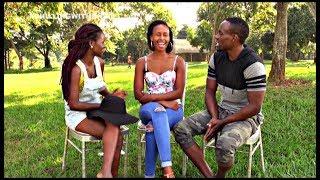 BARBIE KYAGULANYI ON CHILLING UBCTV EP 01. Reminiscences on her relationship with Bobi wine. thumbnail