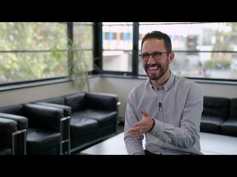 Alessandro Parente - ULB, une recherche internationale