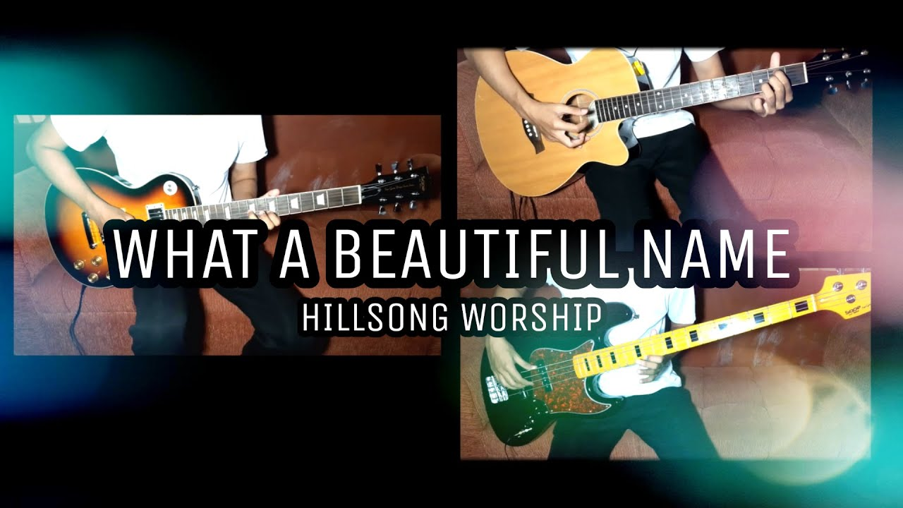 Download Hillsong Worship   What A Beautiful Name (EJ Studio Cover)