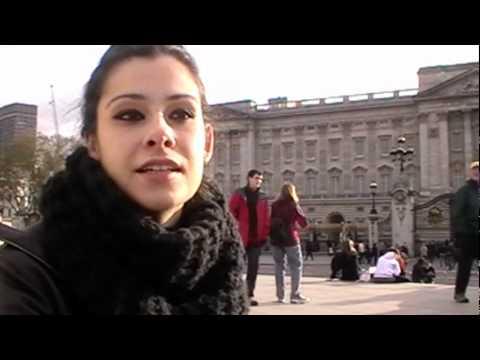 Internship in London - Intern Interview: Silvia from Itlay [Buckingham Palace London]