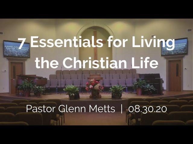 Shiloh Baptist Church - August 23 Service