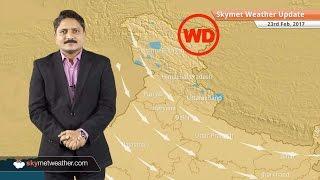 Weather Forecast for Feb 23: Drop in temperatures over Delhi, Northwest India