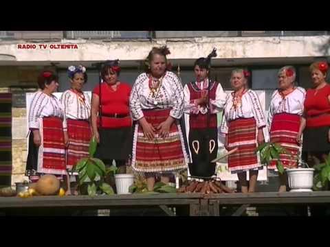 FESTIVALUL MAMALIGII delegatia din Chirnogi  NOVA CERNA in BULGARIA