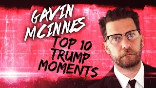 Gavin McInnes's Top 10 Trump Moments of 2016