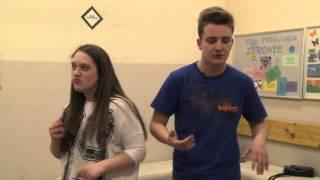 Tego nie było w Szkole! Uczennica śpiewa Sutrę! [Szkoła] TVN PL