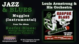 Louis Armstrong & His Orchestra - Muggles (Instrumental)
