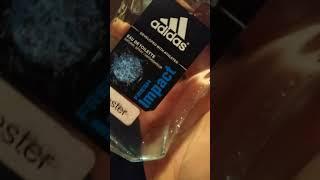 Обзор на духи Adidas тестеры оригинал - Видео от PARTY POTS