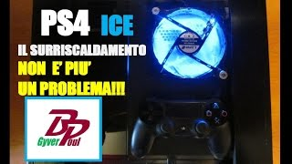 BLU LIGHT ps4    - RISOLTO - [PaulGyver]