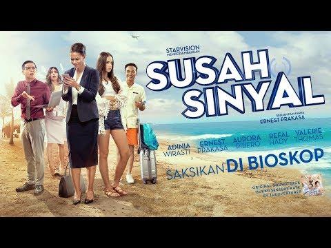 SUSAH SINYAL - BEHIND THE SCENES