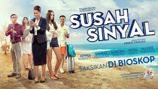 SUSAH SINYAL - BEHIND THE SCENES