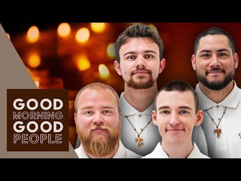 Meet the New Postulants!