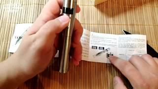 Распаковка, Мод Vamo V5(Батарейный блок / мод варивольт / вариватт Vamo V5 Материал: нержавеющая сталь Длина с аккумами: 18350-108 мм, 18650-140..., 2014-10-23T06:25:01.000Z)