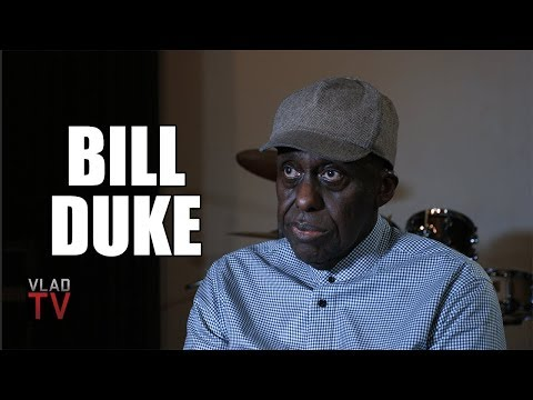 Bill Duke on Initially Not Wanting to Play a Gay Pimp in 'American Gigolo' (Part 4)