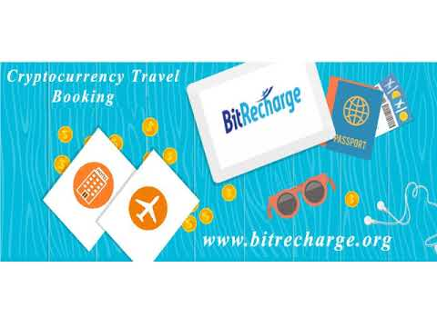 Book hotel with cryptocurrency