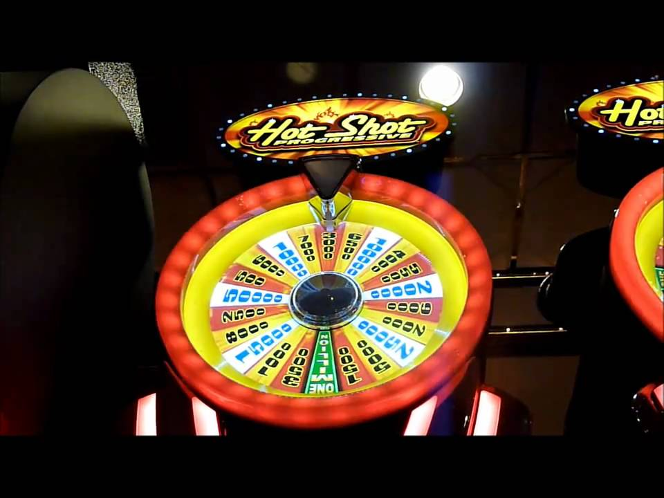 Cash Wheel Slot Machine