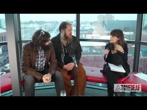 Interview: The Beards talk world tour, play guess the beard