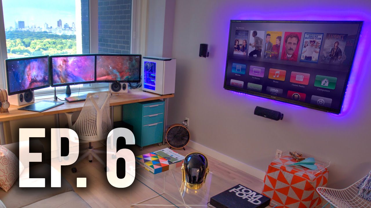 Room Tour Project 6 Ft Srgntballistic Best Gaming