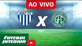 Ponte Preta x CSA - Brasileiro Série B 2018 AO VIVO