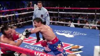 round 12 highlights manny pacquiao vs juan manuel marquez iii