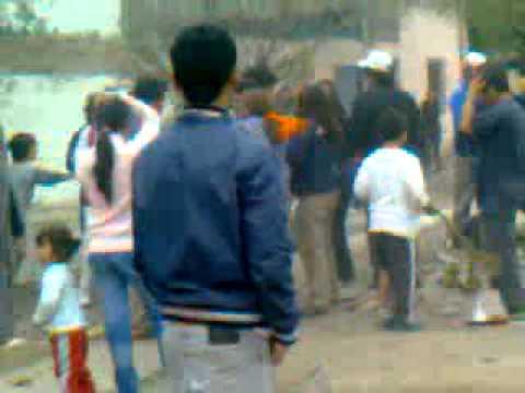 Punteros políticos se enfrentaron en barrio Hipódromo de la capital tucumana