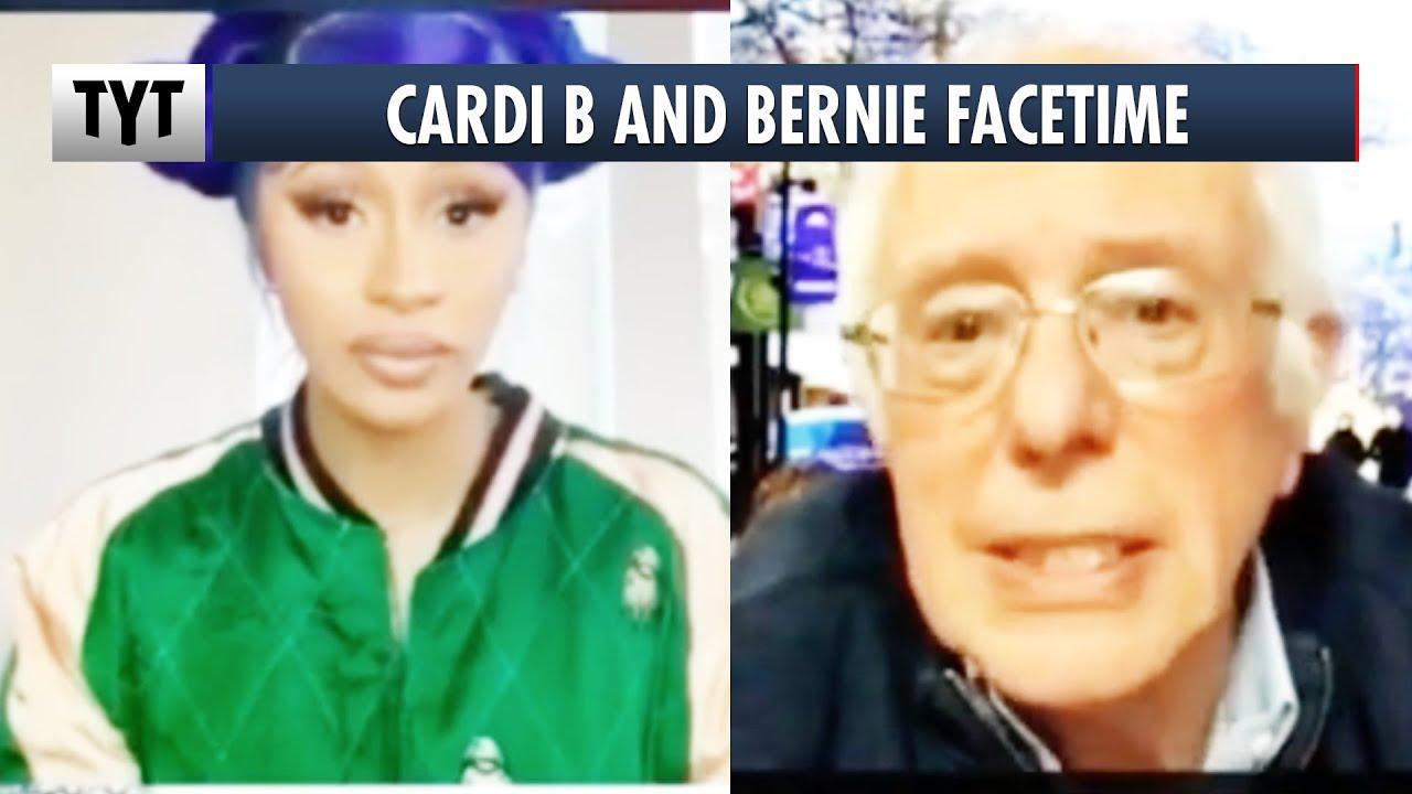 Cardi B's AMAZING Interview with Bernie Sanders