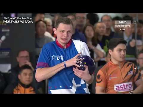 2018 WMC Bowling Doubles Final (Malaysia vs USA)