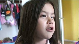 4 year old singing to Kid Rock/Sheryl Crow song, Picture...funny,cute