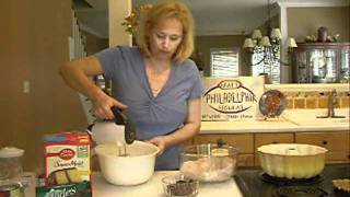 Mint Chocolate Chip Poundcake.wmv