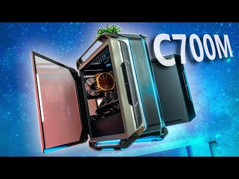 Cooler Master COSMOS C700M - The Case Of The Future...With A Major Flaw!
