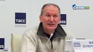 Федор Добронравов – премьера фильма «Жили-Были»