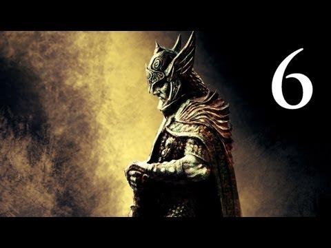 Elder Scrolls V: Skyrim - Walkthrough - Part 6 - The Golden Claw Skyrim Gameplay