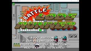 [고전게임] 배틀로드런너 퍼즐: 01~10 플레이 (Battle Lode Runner: Puzzle 01~10)