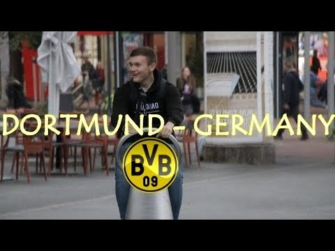 DORTMUND VLOG AND WHAT TO DO?!