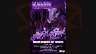 """IM FLY"" REMIX K-RONIC FEAT. J.LONG & LIL WEBBIE"