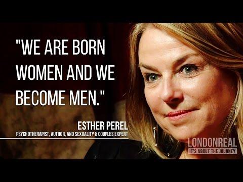 Men's Revolution for Man's Evolution – Esther Perel